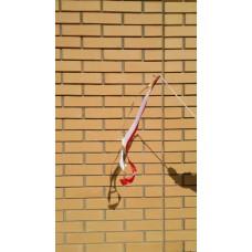 Серпантинка SvetikFantasy ленты, колокольчик цвет: белый, красный, золото №3578.35