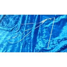 Серпантинка SvetikFantasy ленты, колокольчик цвет: айвори, лимонный, сиреневый №3581.30
