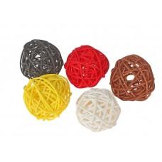 """Декор шарик """"Китте"""",  3 см, цвет в ассортименте №3418.7"""