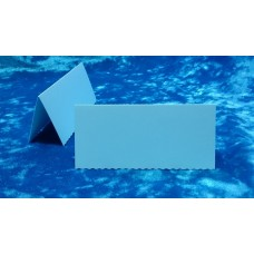 Карточки для гостей SvetikFantasy, цвет: голубой   Размер: 4,5 х 10 см №3306.12