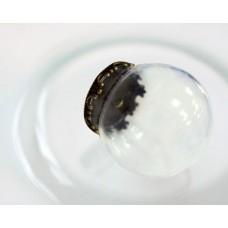 Набор стеклянный кулон-ШАР 30 мм №3324.117
