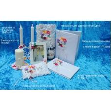 Свадьба в белом цвете Вариант№2 №2972