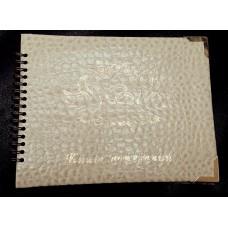 Книга для пожеланий  А5 искусственная кожа цвет:бежевый №2723.156