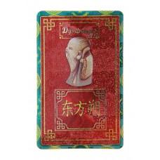 "Карточка вкладка Фэн-шуй ""Дунфаншо"" 5х8см №2316.11"