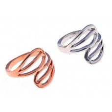 """Кольцо """"Гео"""", цвет в ассортименте, размер 17,18 №2318.35"""