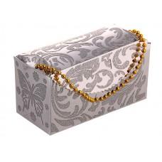 """Коробка-сундучок """"Блестящий узор"""" №5518.120"""