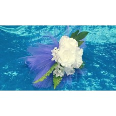 Букет невесты белый №5664.400