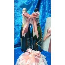 Украшение на шампанское  SvetikFantasy  №5809.200