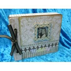 Альбом-коробка Винтаж Wedding №6379