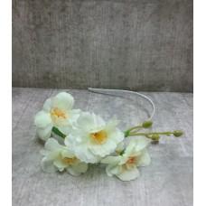 Ободок для волос Нежные Цветы