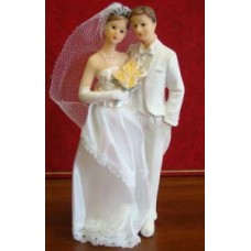 Пара Жених и Невеста 15,5см №10.315