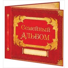 "Обложка для диска DVD,CD  ""Семейный альбом"" Размер: 140х125мм №6.22"