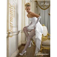 Колготки SP GELSAMINO 40den цвета:белый/bianco Размер: L/XL №4.390