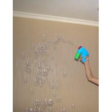 Генератор для мыльных пузырей ручной с жидкостью в комплекте №216.240