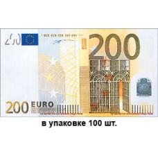 Купюра 200 евро №4110.110