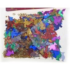 Конфетти голуби сердечки  14 гр №126.34