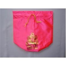 Мешок для сбора денег розовый №10.65