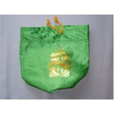 Мешок для сбора денег зеленый №6.65