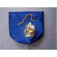 Мешок для сбора денег синий №9.65