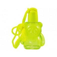 """Мыльные пузыри фигурка """"Медвежонок"""" на шнурке цвета:ассорти №15040033.28"""