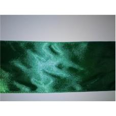 Лента атласная 50мм зеленая №26 (Цена за 1 метр)