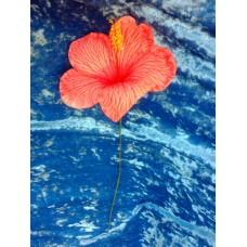 Цветок большой  Размер:D:14см, высота 30см SvetikFantasy  в ассортименте №1607.25