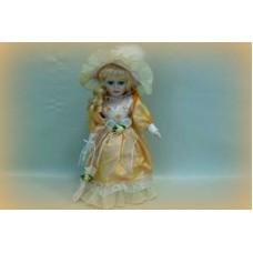Кукла керамика 32см  №412.381