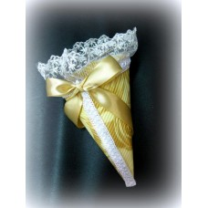 Кулечек для лепестков, конфетти и т.п. SvetikFantasy Цвет:айвори №1813.75