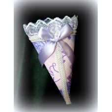 Кулечек для лепестков, конфетти и т.п. SvetikFantasy Цвет:сиреневый №1847.75