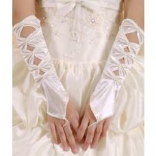 Перчатки  белые  28см №624.270