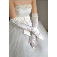 Перчатки  белые  42см №626.270