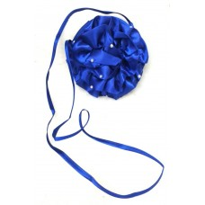 Сумочка Розочка Размер: 20 см Цвет: синий №1549.125