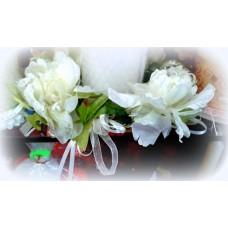 Подсвечник Цветы SvetikFantasy D12см; для свечей диаметром от 3 до 10см №1609.282 (без свечи)