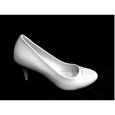 Туфли,  кожа искусственная цвет: белый №1503.650