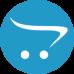 Подушечка для колец прямоугольная с кружевом SvetikFantasy Цвет: Tiffany №643.390