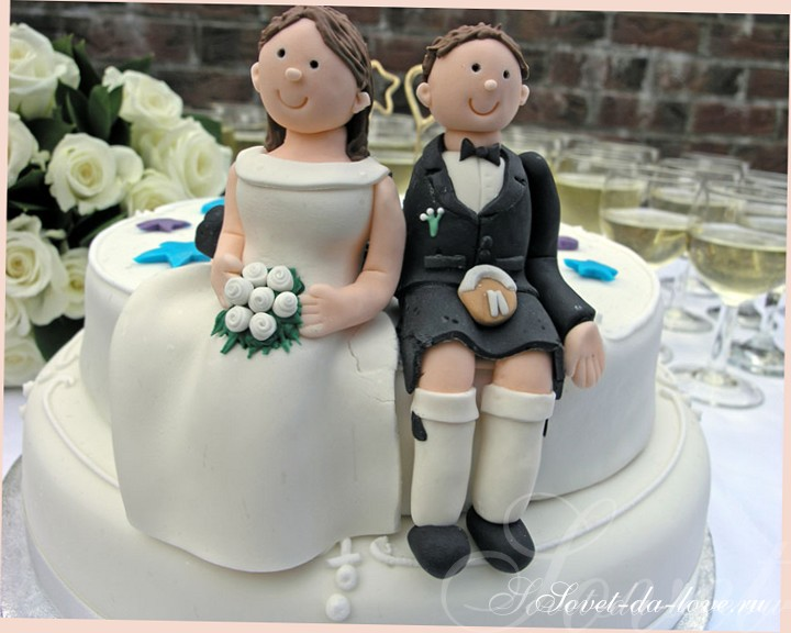 Свадебные чулки